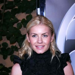 Elisha Cuthbert in 24 100th episode & 5th season premiere party