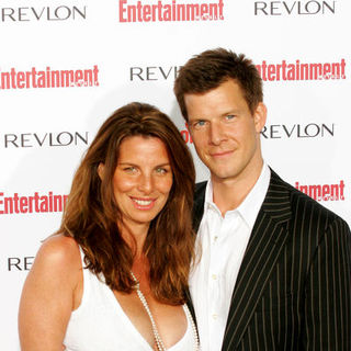 Eric Mabius, Ivy Sherman in Entertainment Weekley's 5th Annual Pre-Emmy Party