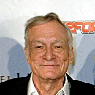 Hugh Hefner in Strikeforce /MMA