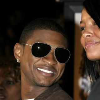 Usher - Be Cool Movie Premiere