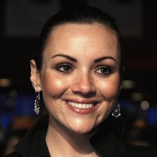 Martine McCutcheon in The Wedding Date Los Angeles Premiere