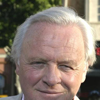Anthony Hopkins in War of the Worlds Fan Screening