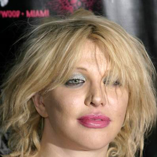 Courtney Love in Rokbar Hollywood Launch Party