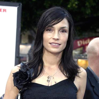 Famke Janssen in DodgeBall A True Underdog Story World Premiere - Arrivals