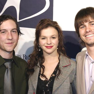 Chris Marquette, Amber Tamblyn, Jason Ritter in Big Brothers Big Sisters of Greater Los Angeles Rising Stars 2004 Gala