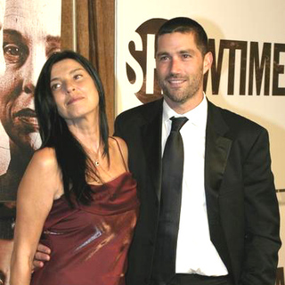Matthew Fox in 56th Annual Primetime Emmy Awards - Showtime After Party