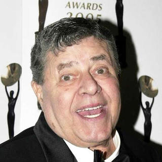 Jerry Lewis in 2005 Satellite Awards - DGG-004403