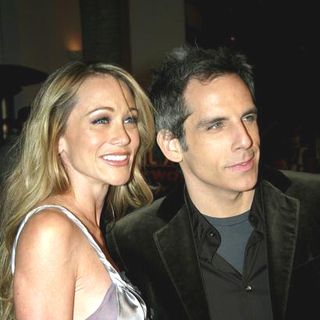 Ben Stiller, Christine Taylor in Meet The Fockers Los Angeles Premiere - Arrivals