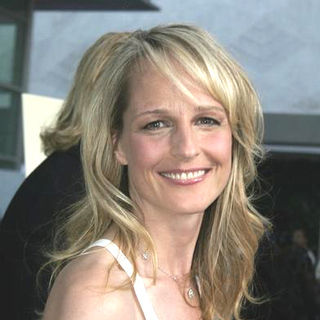 Helen Hunt in The Thing About My Folks Los Angeles Premiere - Arrivals