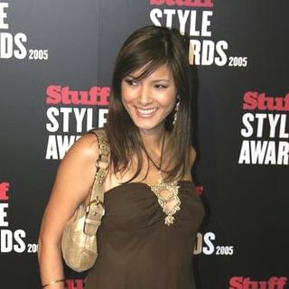 Kelly Hu in 2005 Stuff Style Awards - Arrivals