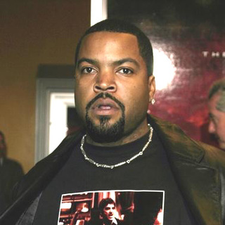 Ice Cube in XXX World Movie Premiere