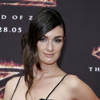 Paz Vega in The Legend of Zorro Los Angeles Premiere - Red Carpet
