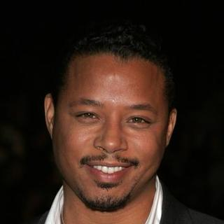 Terrence Howard in Get Rich or Die Tryin' Los Angeles Premiere - Red Carpet