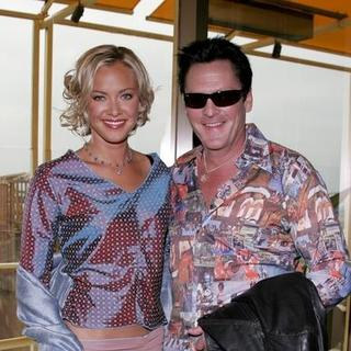 Kristanna Loken, Michael Madsen in Bloodrayne AFM Press Conference