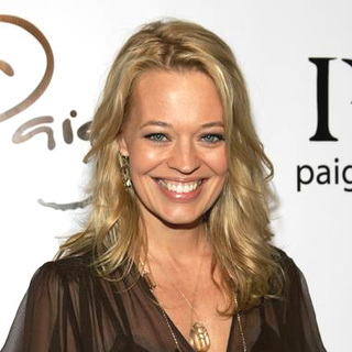 Jeri Ryan in Paige Premium Denim Party - Arrivals