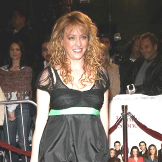 Virginia Madsen in The Family Stone Los Angeles Premiere