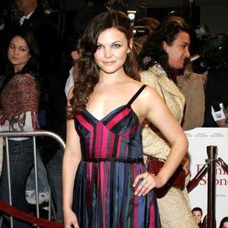 Ginnifer Goodwin in The Family Stone Los Angeles Premiere