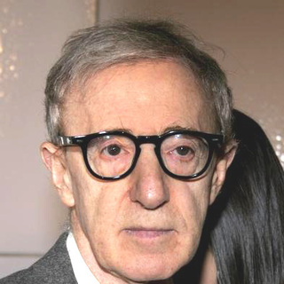 Woody Allen in Match Point Premiere - Arrivals