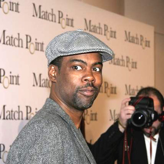 Chris Rock in Match Point Premiere - Arrivals