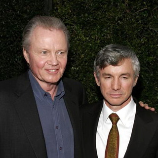 Jon Voight, Baz Luhrmann in The Producers World Premiere