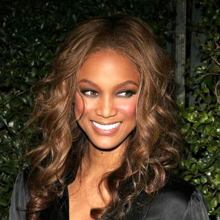 Tyra Banks in The Producers World Premiere