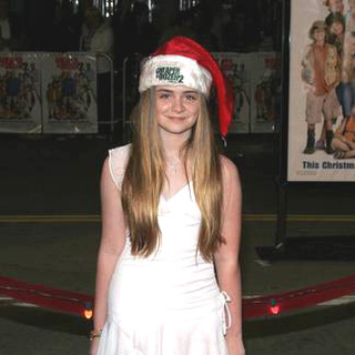 Morgan York in Cheaper By The Dozen 2 World Premiere