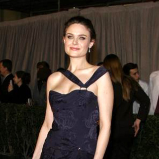 Emily Deschanel in Glory Road World Premiere