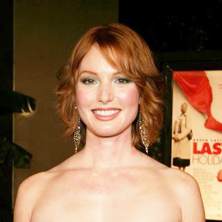 Alicia Witt in Last Holiday Los Angeles Premiere
