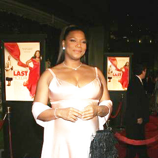 Queen Latifah in Last Holiday Los Angeles Premiere
