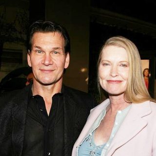 Patrick Swayze in Last Holiday Los Angeles Premiere