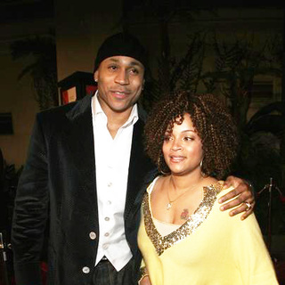 LL Cool J in Last Holiday Los Angeles Premiere