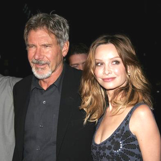 Harrison Ford, Calista Flockhart in Firewall World Premiere