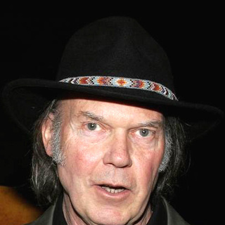 Neil Young in Neil Young: Heart of Gold Los Angeles Premiere
