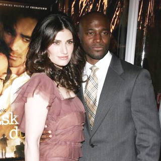 Idina Menzel in Ask The Dust Los Angeles Premiere