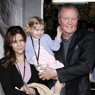 Jon Voight in The Shaggy Dog World Premiere