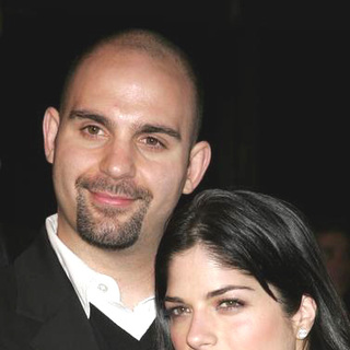 Selma Blair, Ahmet Zappa in Thank You For Smoking Los Angeles Premiere