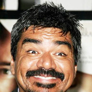 George Lopez in The Lost City Los Angeles Premiere