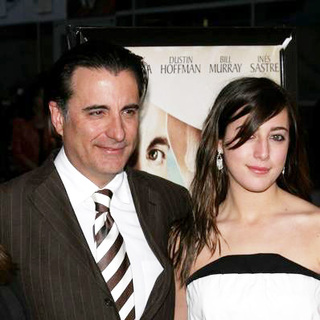 Andy Garcia in The Lost City Los Angeles Premiere