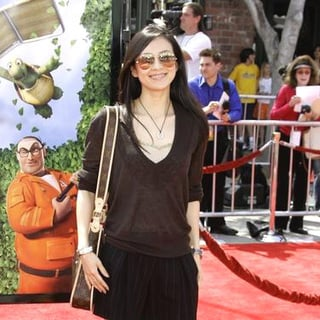 Zhang Ziyi in Over The Hedge Los Angeles Premiere