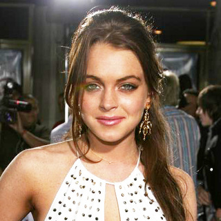 Lindsay Lohan in Just My Luck Los Angeles Premiere