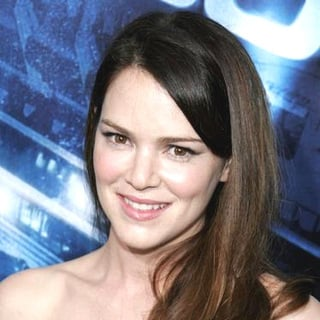 Jacinda Barrett in Poseidon Los Angeles Premiere