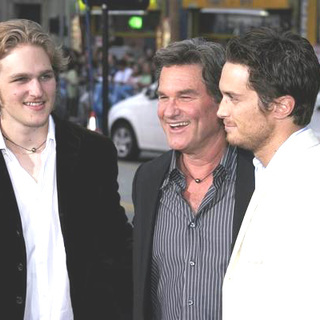Kurt Russell in Poseidon Los Angeles Premiere