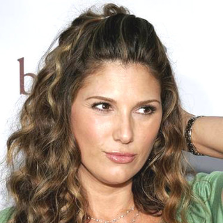 Daisy Fuentes in The Break-Up World Premiere