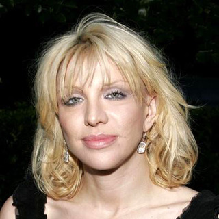 Courtney Love in Chrysalis' 5th Annual Butterfly Ball