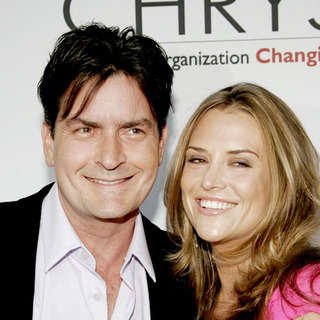 Charlie Sheen - Chrysalis' 5th Annual Butterfly Ball