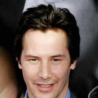Keanu Reeves in The Lake House Los Angeles Premiere