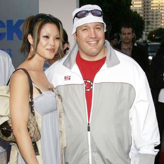 Kevin James in Click Los Angeles Premiere