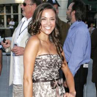 Jana Kramer in Click Los Angeles Premiere