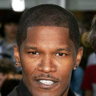 Jamie Foxx in Miami Vice World Premiere