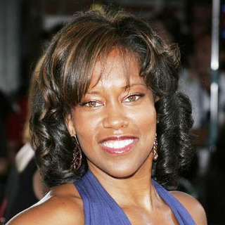 Regina King in Miami Vice World Premiere